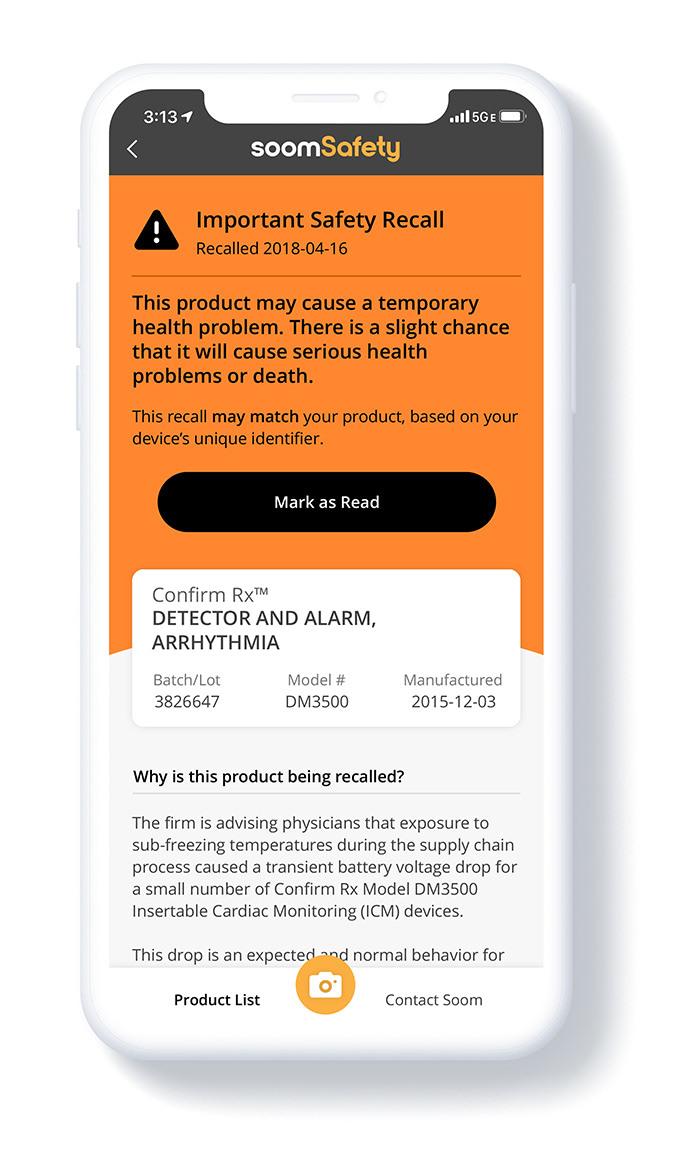 Soomsafety app 1